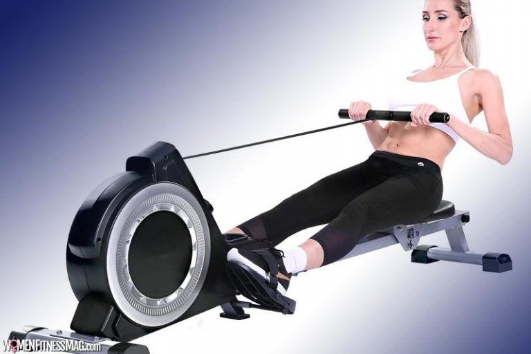 Benefits of Rowing Machines
