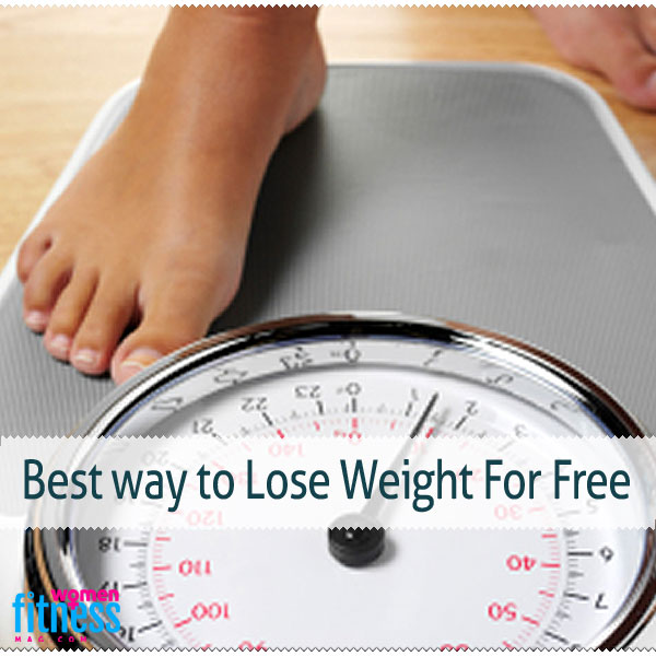 Best way to Lose Weight For Free