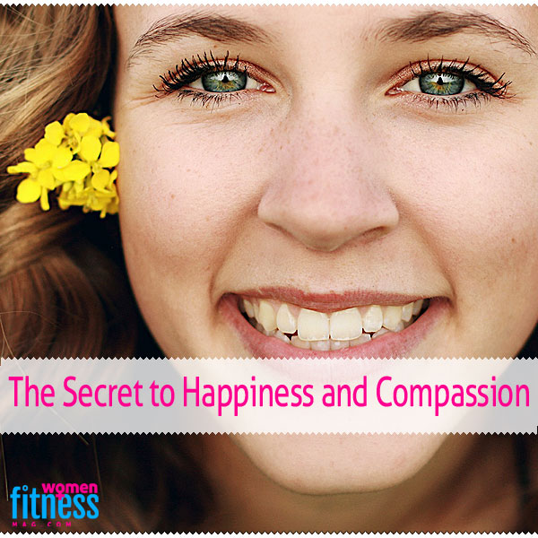 The Secret to Happiness and Compassion