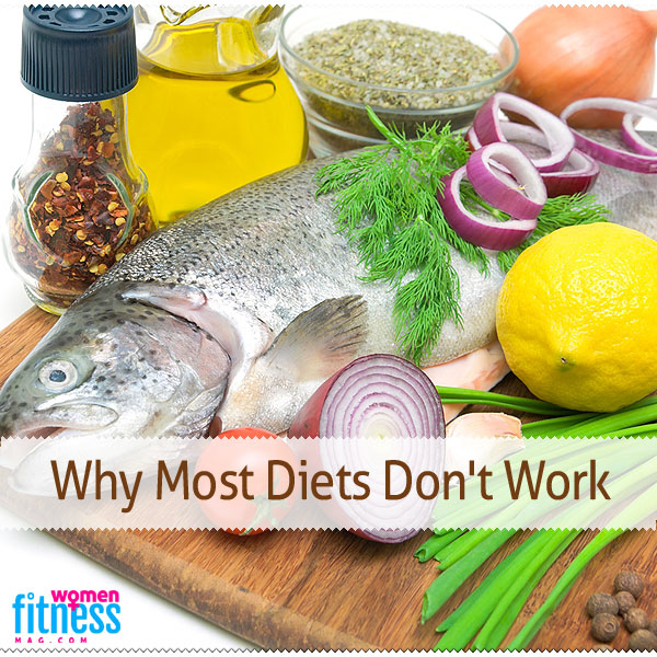 Why Most Diets Don't Work