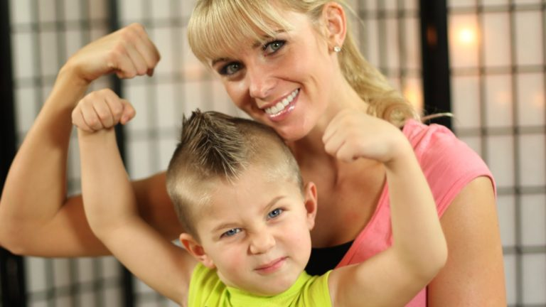 Get Your Child to Enjoy Exercise