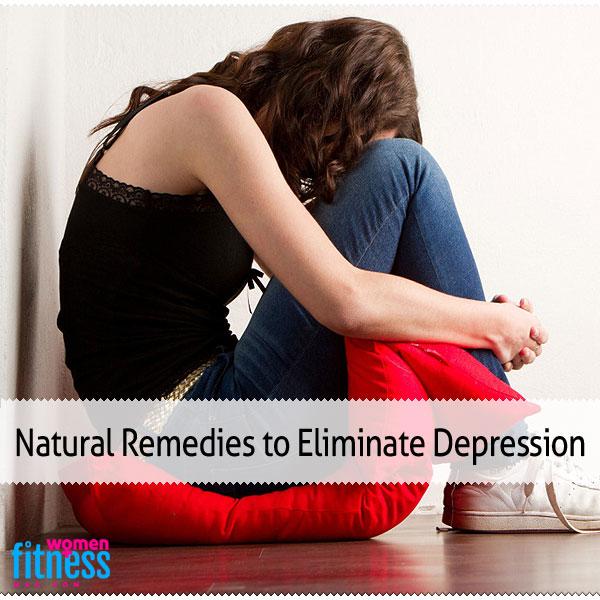 Natural Remedies to Eliminate Depression