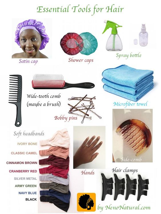 Hair Tools You Should Have