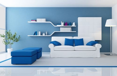 Decorate Blank Walls in Your House