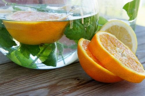 Fruits and Vegetables You Can Add to Your Water