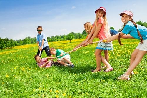 Fun Picnic Games for Kids