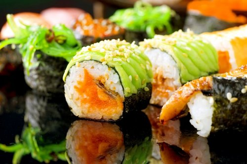 Health Benefits of Sushi