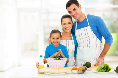 Help Your Family Be Healthier