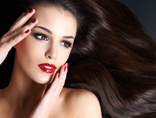 Makeup Tips for Brunettes