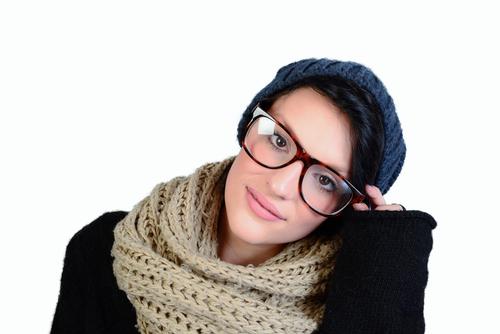 Makeup Tips for Girls Who Wear Eyeglasses