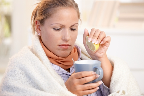 Preventing a Cold This Winter
