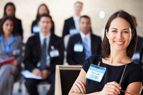 Signs of a Confident Public Speaker