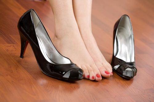 Treat Sore Feet