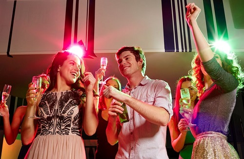 Fun New Year's Celebration Ideas for College Students