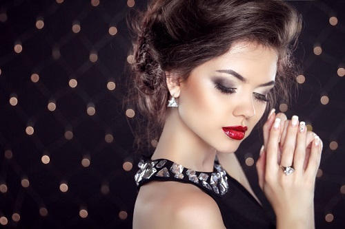 Makeup Looks for New Year 2015