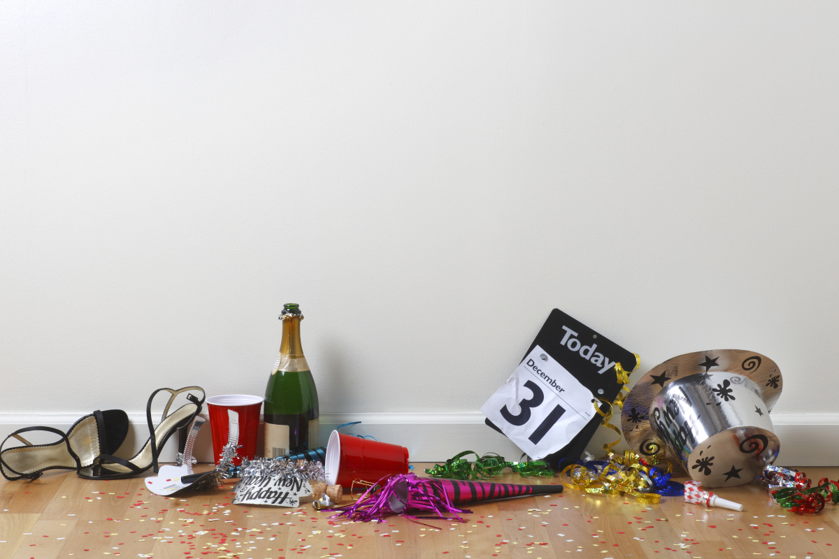 Health Excuses To Stay Sober At Your Holiday Party