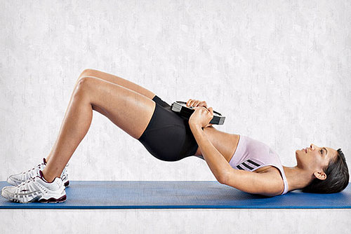 Want to Work Your Butt and Core at the Same Time?