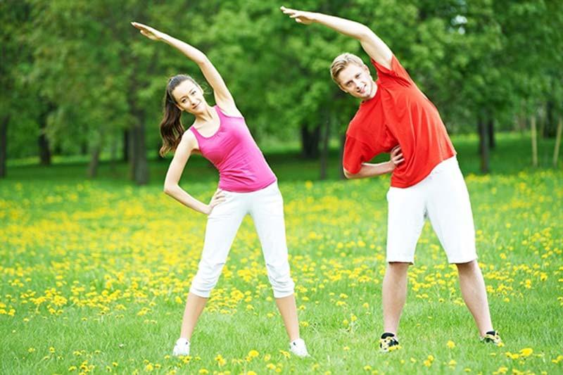 Integrate a regular workout regimen into your lifestyle