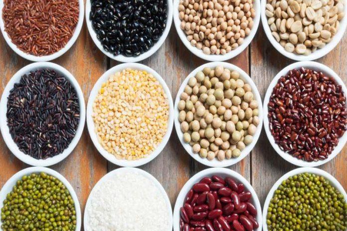 Healthy Fiber Rich Foods