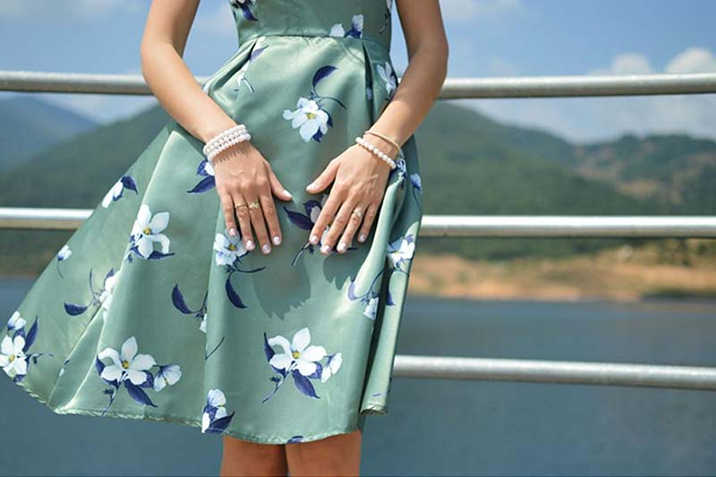Wear A Go-Anywhere Dress