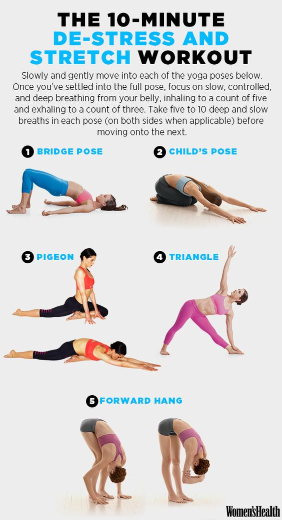 Stress Management Benefits of Yoga