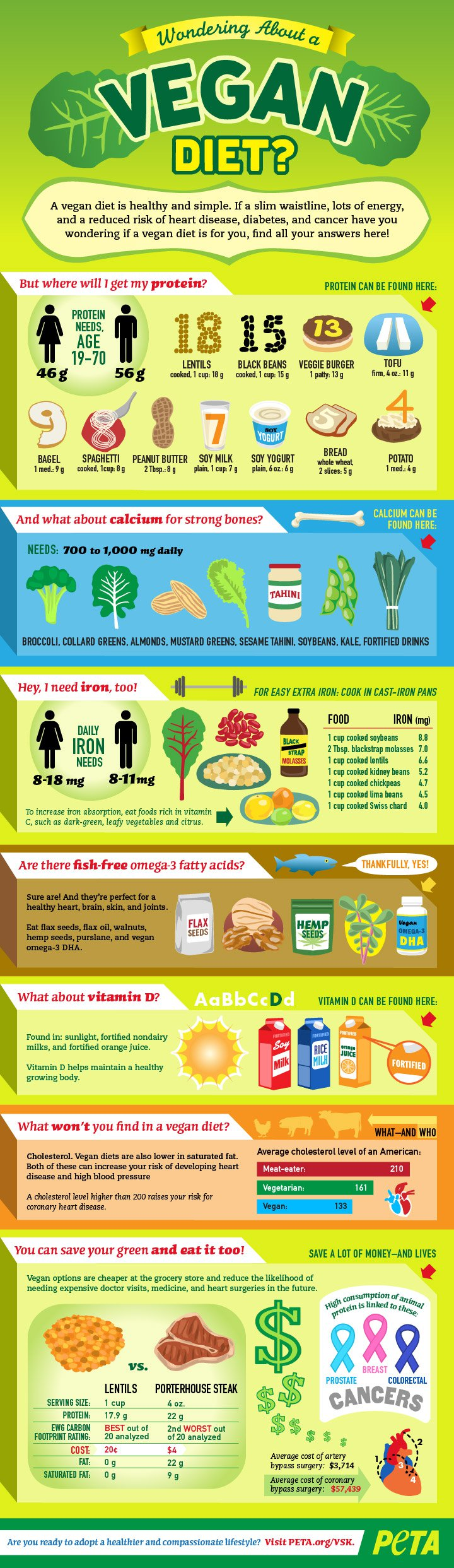 How to Easily Become a Vegetarian