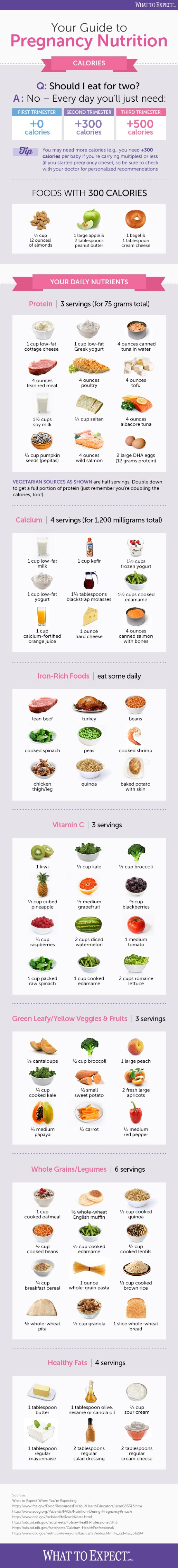 Healthy Food Choices for Pregnant Women