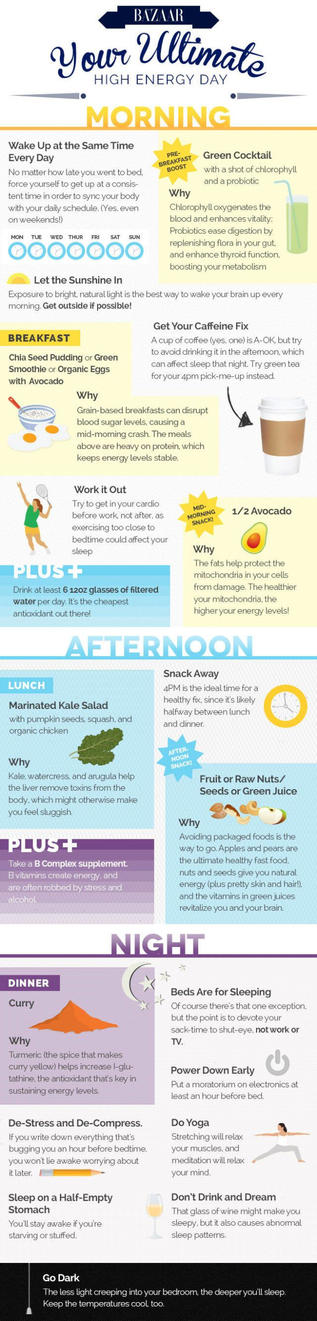 Easy Ways to Naturally Increase Your Energy