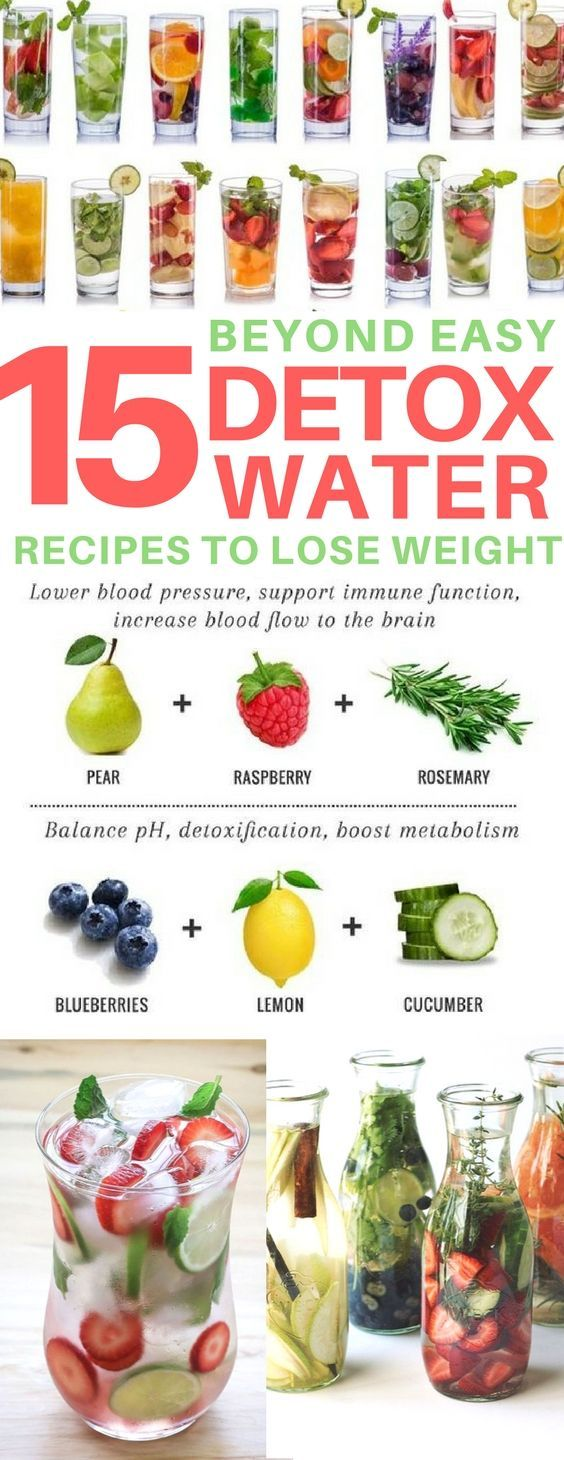 Natural Weight Loss Drinks