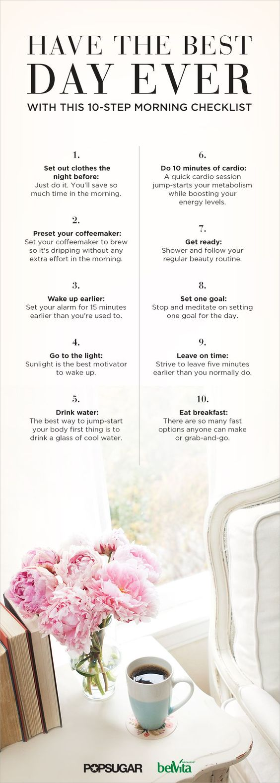 Your Morning Routine