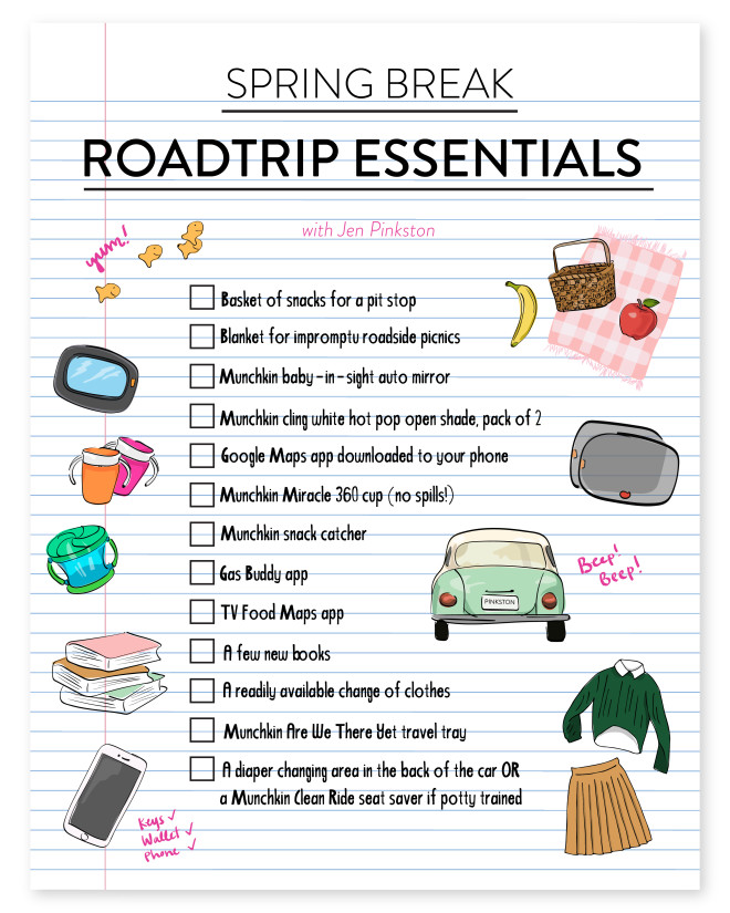 Cool DIY accessories for road trips