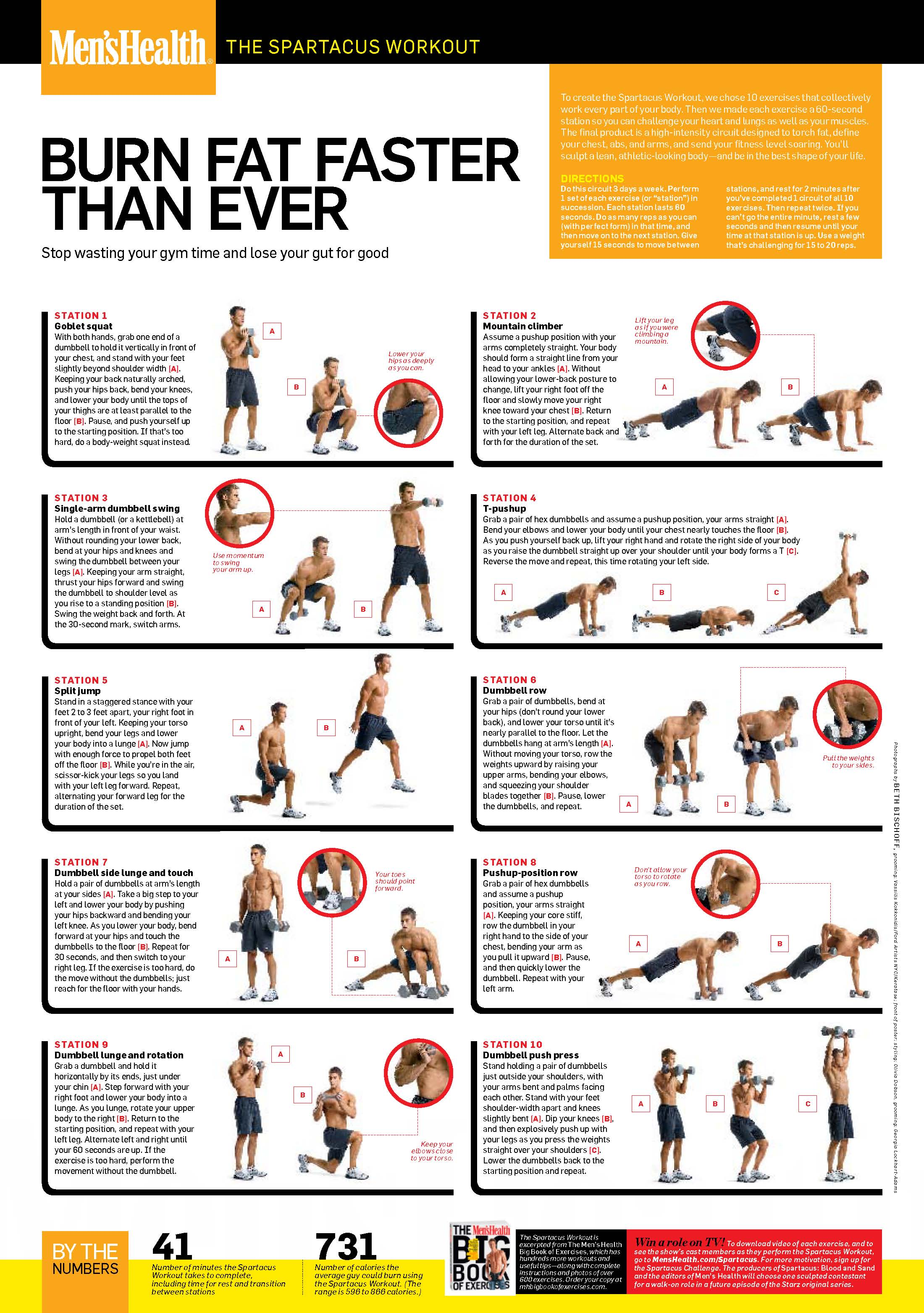 Burn Fat Faster than Ever