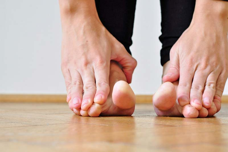 Fitness tips exercising while healing a heel spur
