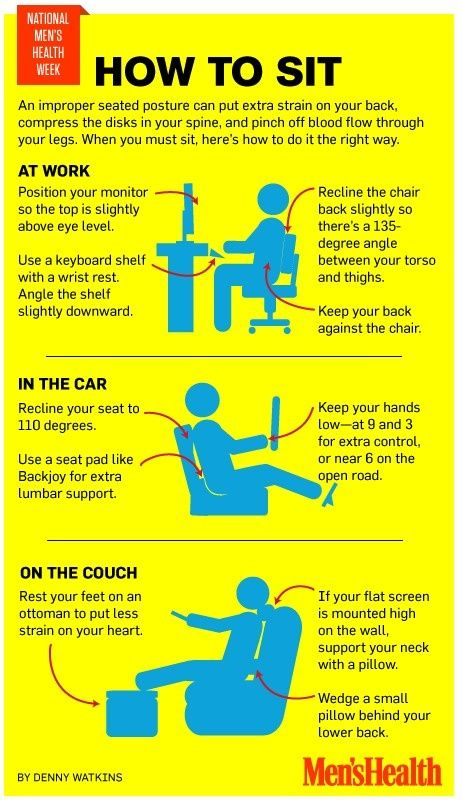 Stop Sitting Too Much