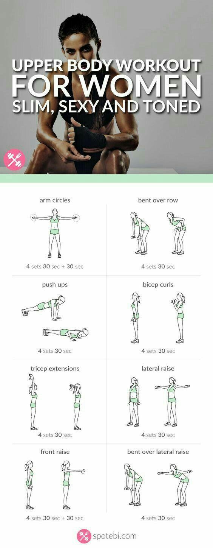 Body Toning Exercises for Females