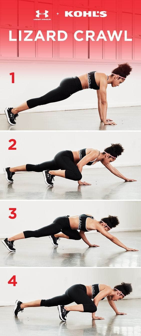 Crawling - Ways to Engage More Muscles