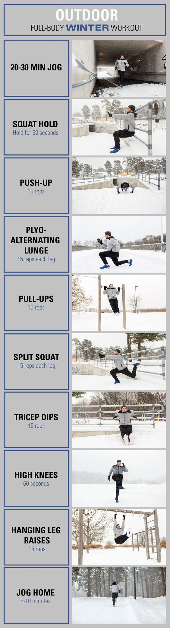 Unexpected Ways to Work Out Before Winter is Over