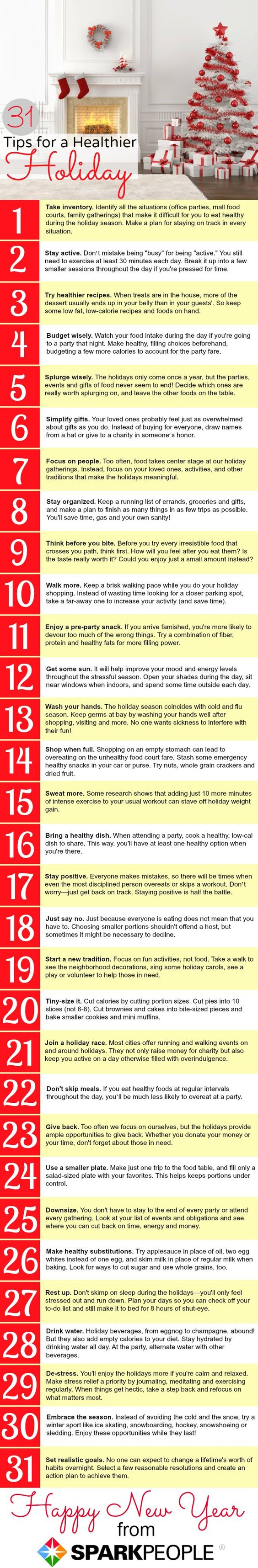 How to Keep in Shape this Christmas Season
