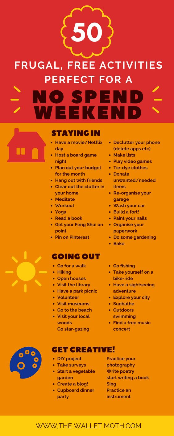 Healthy Activities to Do With Your Family This Weekend