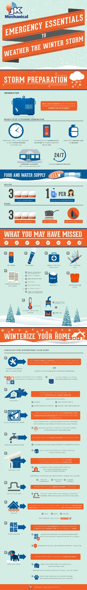 Home Security Tips For Blustery Conditions