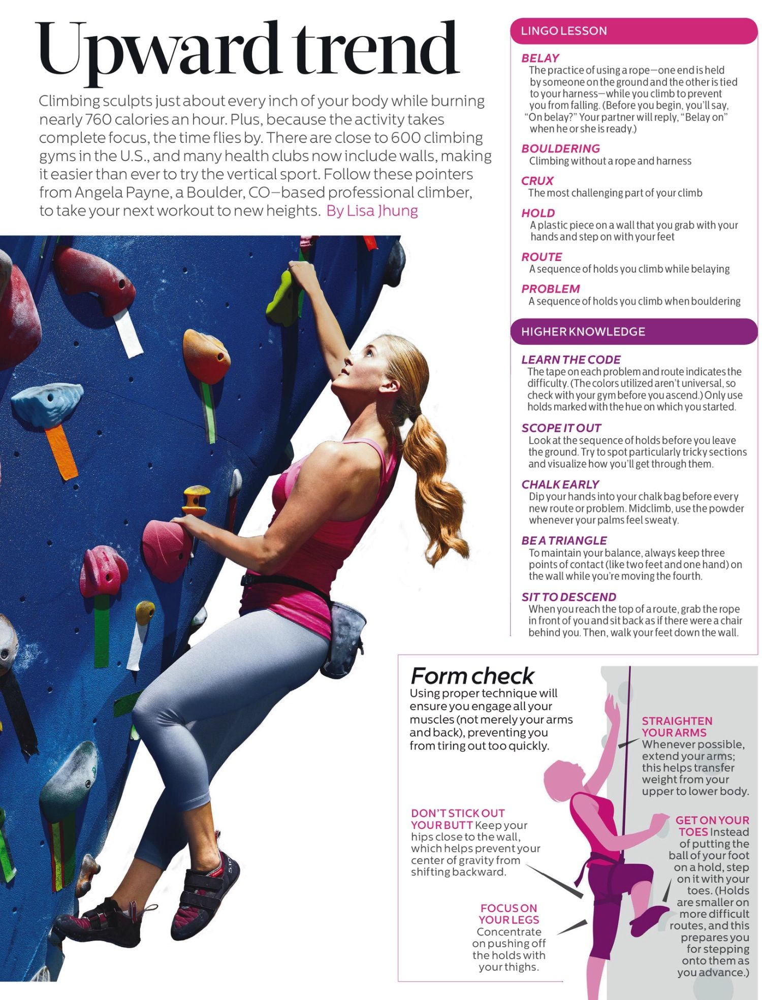 Reasons to Try Rock Climbing
