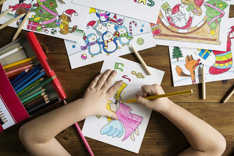 Encourage your Children to Paint