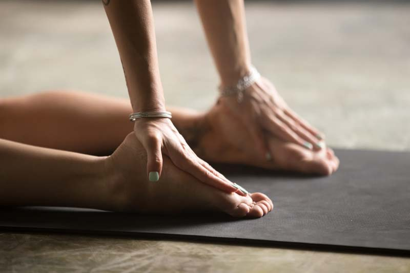 What do I need to bring when doing yoga?