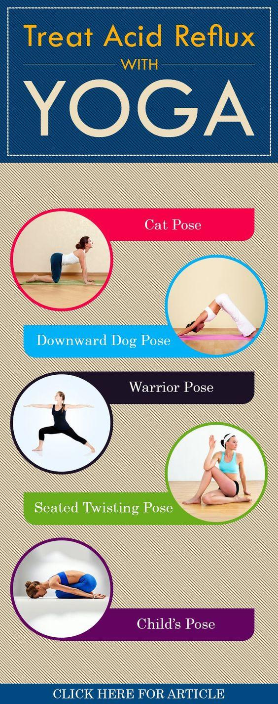 Yoga for Acid Reflux