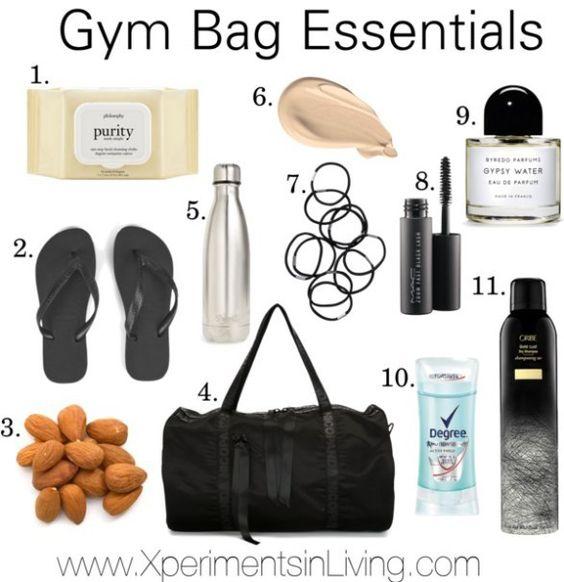 gym bag essentials 6