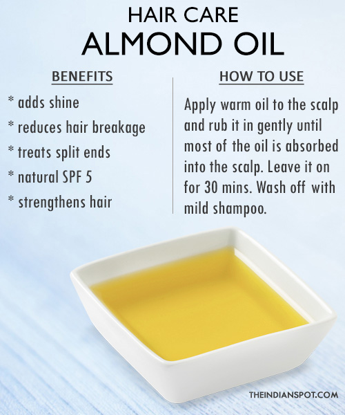 Hair Care hair-oil-almond