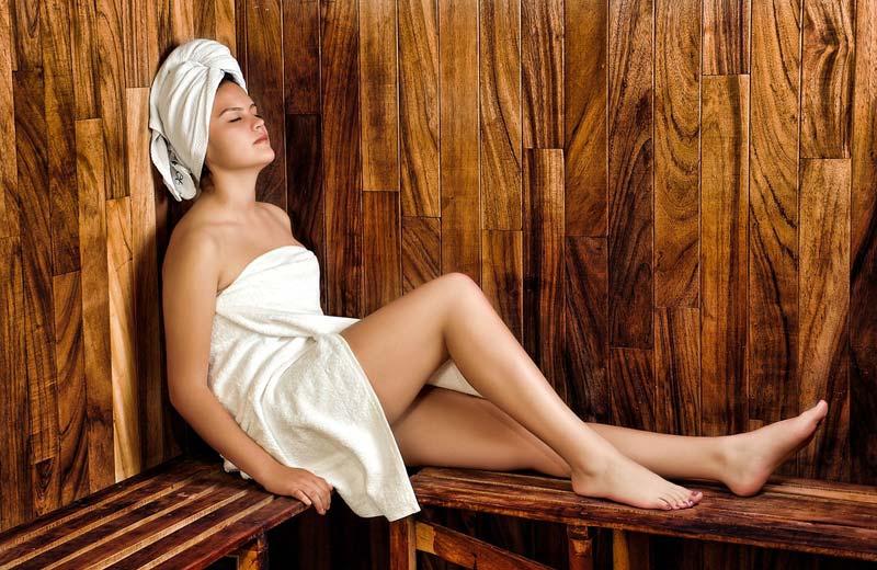 Sauna as Stress Reducer