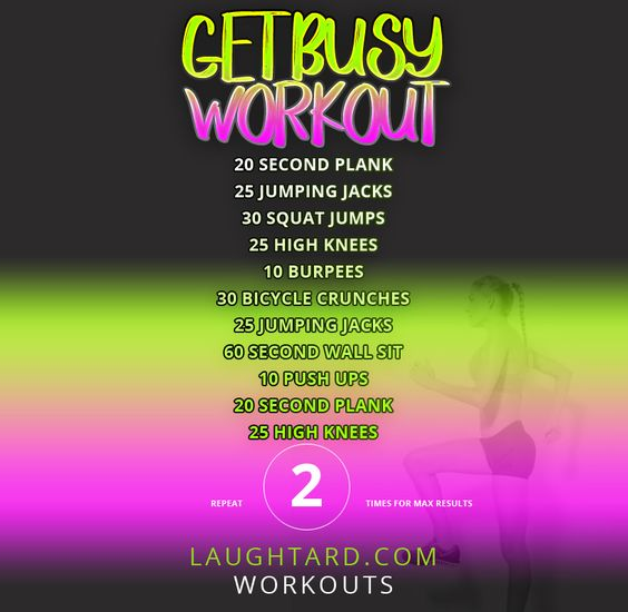 get busy workout