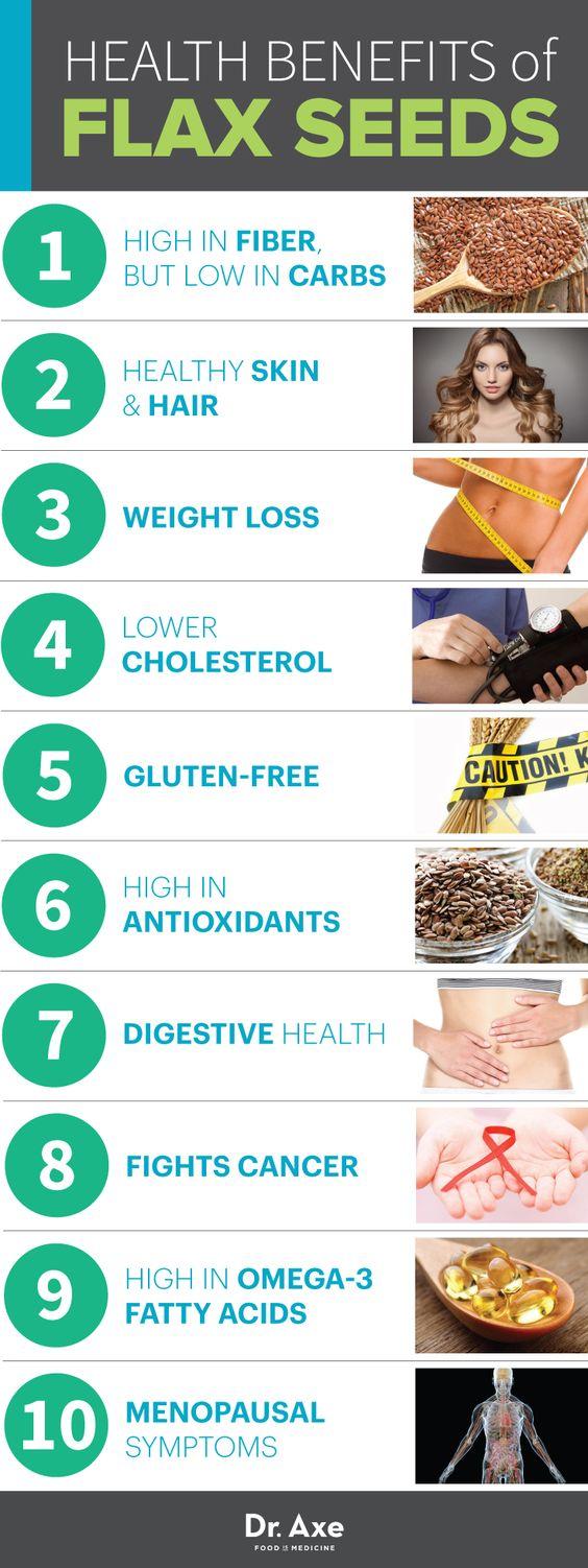 health benefits of flaxseeds 1