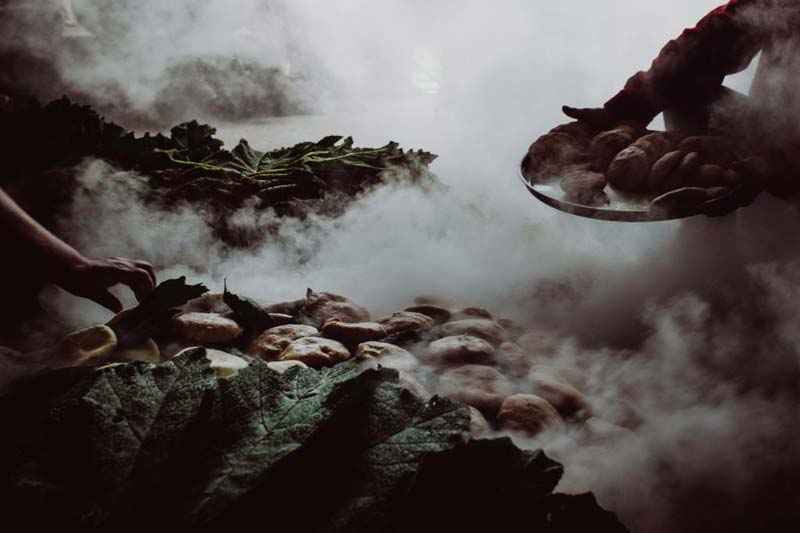 Steaming is easily the most popular cooking method